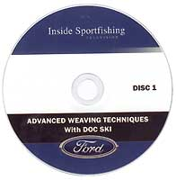 ADVANCED WEAVING TECHNIQUES WITH DOC SKI (DVD)