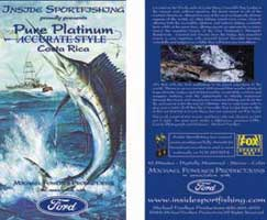 INSIDE SPORTFISHING: PURE PLATINUM - ACCURATE STYLE - COSTA RICA