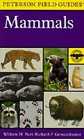PETERSON FIELD GUIDE: MAMMALS 3RD EDITION
