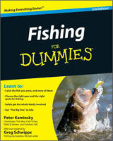 FISHING FOR DUMMIES 2ND EDITION
