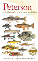 PETERSON FIELD GUIDE: FRESHWATER FISHES NORTH OF MEXICO