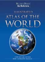 READER'S DIGEST ILLUSTRATED ATLAS OF THE WORLD, 5th EDITION