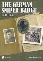 THE GERMAN SNIPER BADGE 1944-1945