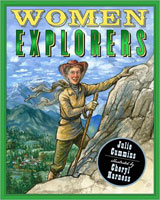 WOMEN EXPLORERS: PERILS, PISTOLS AND PETTICOATS