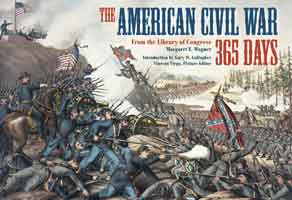 THE AMERICAN CIVIL WAR: 365 DAYS