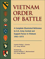VIETNAM ORDER OF BATTLE