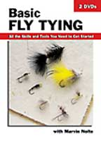 BASIC FLY TYING: ALL THE SKILLS & TOOLS YOU NEED TO GET STARTED