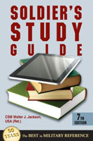 SOLDIER?S STUDY GUIDE, 7TH EDITION