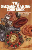 SAUSAGE-MAKING COOKBOOK