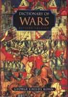 DICTIONARY OF WARS: REVISED ED.