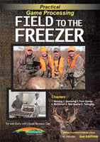 PRACTICAL GAME PROCESSING: FIELD TO THE FREEZER