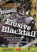 HUNTING THE ELUSIVE BLACKTAIL