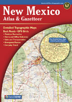 DELORME NEW MEXICO ATLAS AND GAZETTEER
