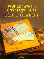 WWII ENVELOPE ART OF CECILE COWDERY