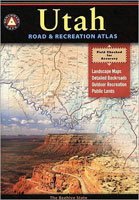 BENCHMARK UTAH ROAD & RECREATION ATLAS