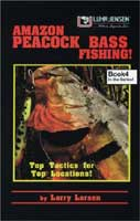 AMAZON PEACOCK BASS FISHING! - TOP TACTICS FOR TOP LOCATIONS