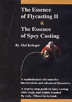 ESSENCE OF FLY CASTING VOLUME II & THE ESSENCE OF SPEY CASTING DVD