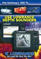 HOW TO USE LOWARNCE DEPTH SOUNDERS