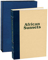 AFRICAN SUNSETS: LIMITED ED.