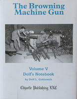BROWNING MACHINE GUN VOL V: DOLF'S NOTEBOOK