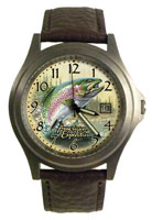 SPORTSMAN WATCHES: RAINBOW TROUT