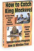 BENNETT MARINE: HOW TO CATCH KING MACKEREL & HOW TO WIRELINE TROLL DVD