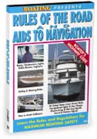RULES OF THE ROAD & AIDS TO NAVIGATION: DVD