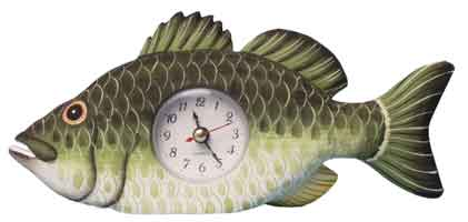 CLOCK FISH: RAINBOW