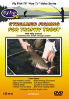 STREAMER  FISHING FOR TROPHY TROUT