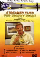 STREAMER FLIES FOR TROPHY TROUT