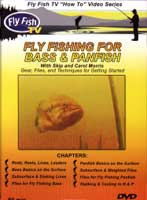 FLY FISHING FOR BASS & PANFISH