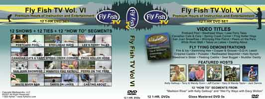 FLY FISH TV: VOLUME VI