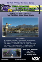 HIGH STICKING AND READING WATER: NYMPHING TACTICS FOR TROUT WITH LESSONS ON READING FLY WATER