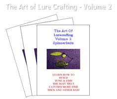 ART OF LURECRAFTING, VOLUME 2: SPINNERBAITS