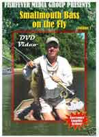 SMALL MOUTH BASS ON THE FLY, VOL. 1