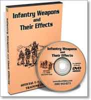 INFANTRY WEAPONS AND THEIR EFFECTS