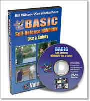 BASIC SELF-DEFENSE: HANDGUN USE & SAFETY VOLUME 2