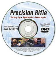 THE PRECISION RIFLE
