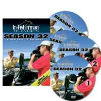 IN-FISHERMAN: TV SERIES SEASON 32 - 2007