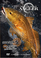 SHALLOW WATER ANGLER TV SERIES: 2009