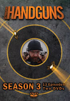 HANDGUNS SEASON 3 - 2011 TV SERIES (4DVD SET)