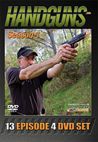 HANDGUNS SEASON 1 - 2009 TV SERIES (4DVD SET)