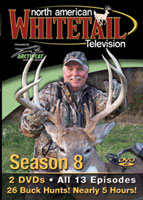 NORTH AMERICAN WHITETAIL TV SEASON 8 (2011)