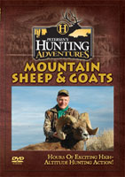 PETERSENS' HUNTING ADVENTURES: MOUNTAIN SHEEP & GOATS