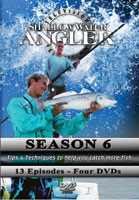 SHALLOW WATER ANGLER TV SERIES: 2010