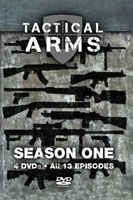 TACTICAL ARMS SEASON 1: 2009 (4 DVD SET)