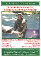 FLY TYING - PERFECT MAYFLY EMERGERS, DUNS AND SPINNERS
