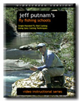 JEFF PUTNAM'S FLY FISHING SCHOOLS: SINGLE-HANDED FLY ROD CASTING USING SPEY CASTING TECHNIQUES