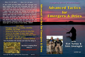 ADVANCED TACTICS FOR EMERGERS & DRIES WITH RICK HAFELE & JOHN SMERAGLIO