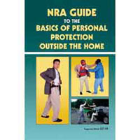 NRA GUIDE TO THE BASICS OF PERSONAL PROTECTION OUTSIDE THE HOME DVD